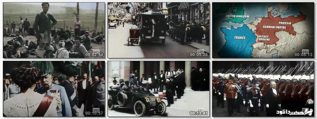 دانلود مستند جنگ جهانی اول Apocalypse: World War I 2014