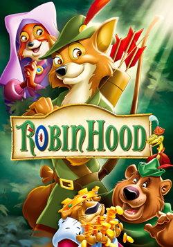 دانلود انیمیشن رابین هود Robin Hood 1973