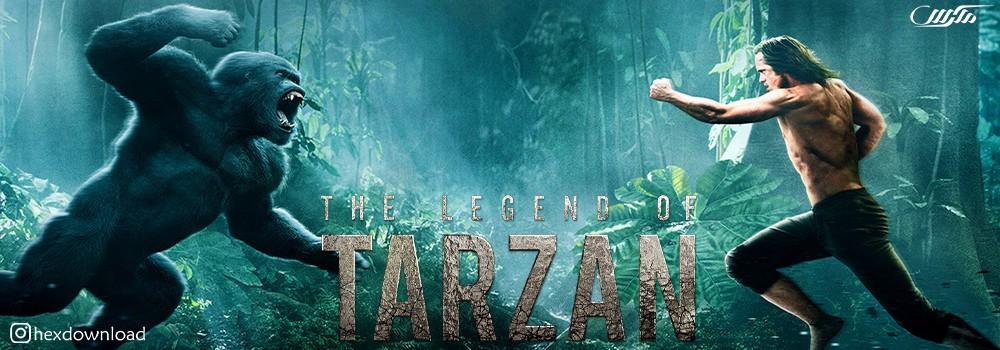 دانلود فیلم The Legend of Tarzan 2016