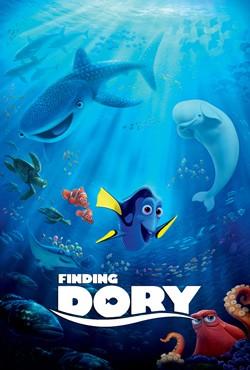 دانلود انیمیشن در جستجوی دوری Finding Dory 2016