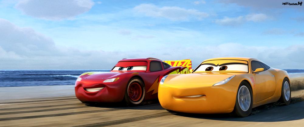 دانلود انیمیشن Cars 3 2017 ماشین ها 3