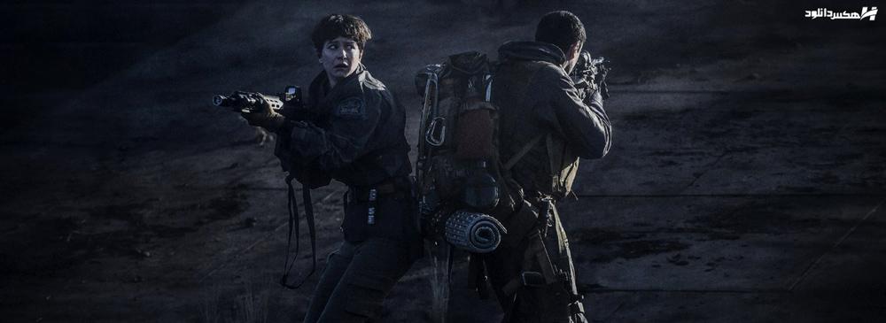 دانلود فیلم بیگانه Alien: Covenant 2017
