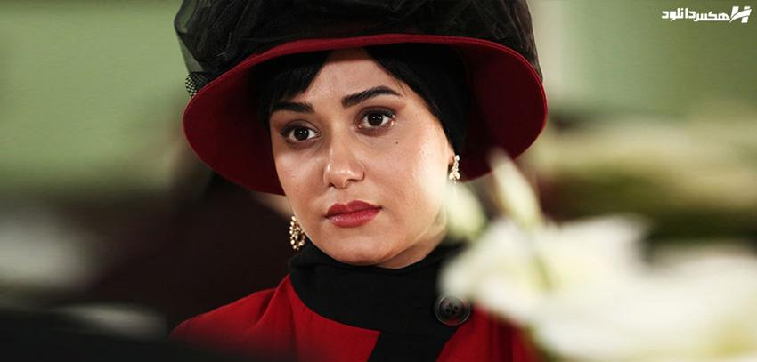 پریناز ایزدیار در نقش شیرین در سریال شهرزاد