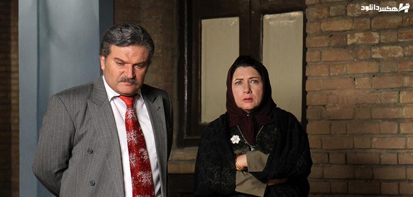 محمدمهدی سلطانی در نقش هاشم در سریال شهرزاد