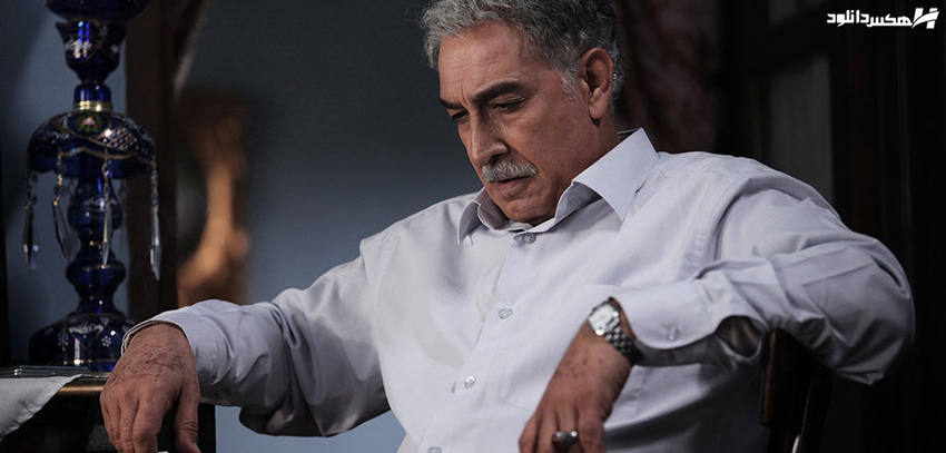 محمود پاک نیت در نقش جمشید در سریال شهرزاد