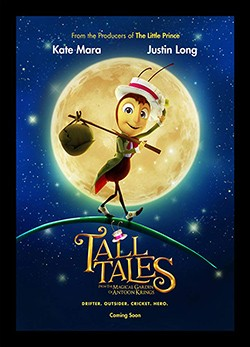 دانلود انیمیشن Tall Tales The Magical Garden 2017