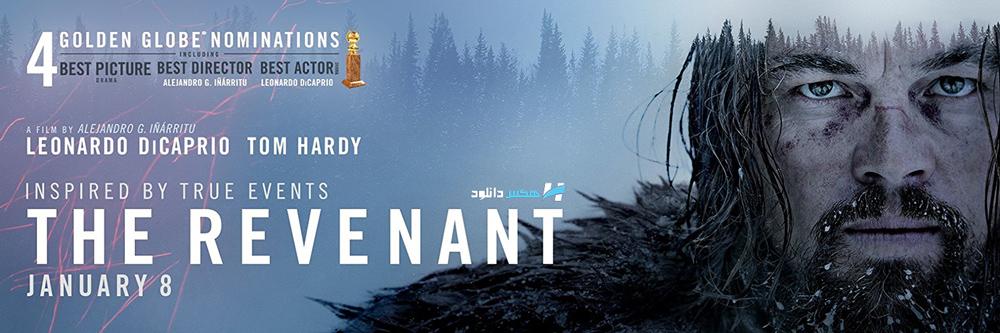 دانلود فیلم بازگشته The Revenant 2015 با دوبله فارسی