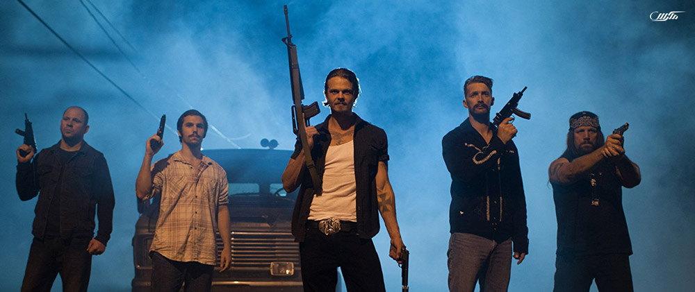 دانلود فیلم سرزمین بد 2014 با دوبله فارسی