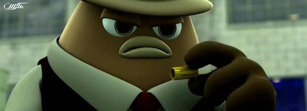 دانلود انیمیشن لوبیای هفت تیر کش