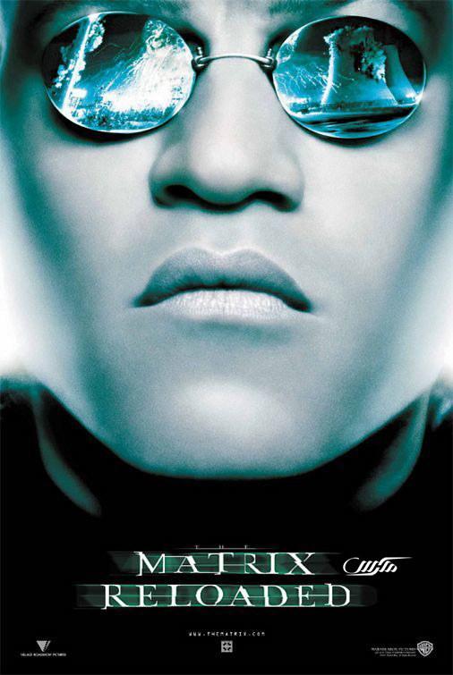 دانلود فیلم the matrix reloaded 1080p