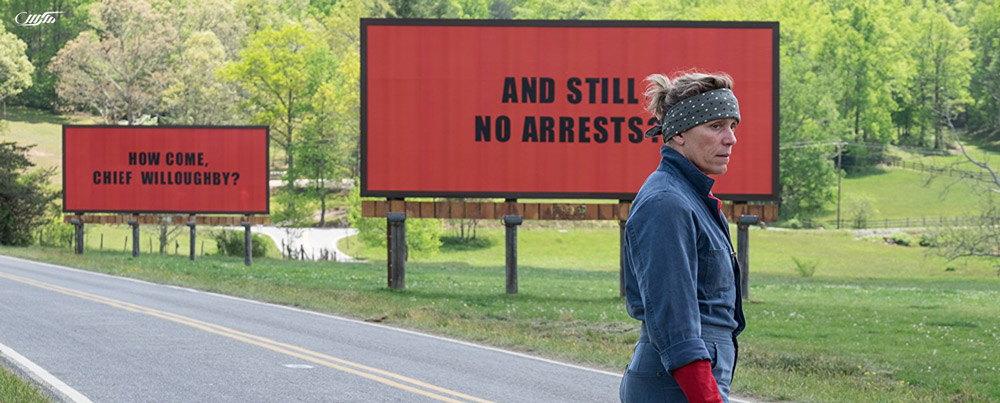 دانلود فیلم سه بیلبورد خارج از ابینگ میزوری Three Billboards Outside Ebbing Missouri 2017