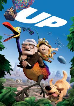 دانلود انیمیشن بالا Up 2009