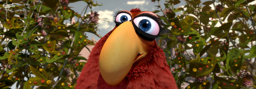دانلود انیمیشن پرندگان ما را دوست دارند 2017