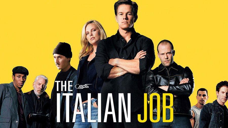 دانلود فیلم شغل ایتالیایی 2003 با دوبله فارسی