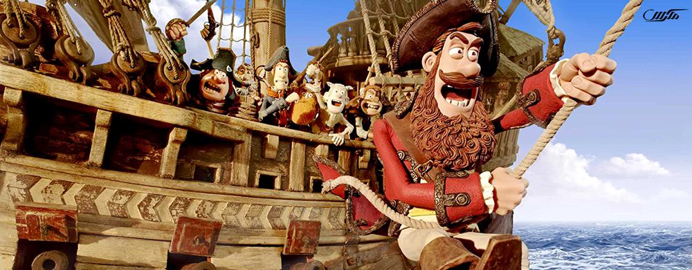 دانلود انیمیشن دزدان دریایی نخاله