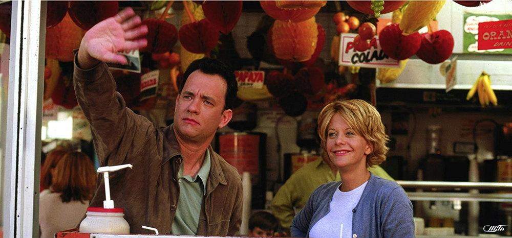 دانلود فیلم ایمیل داری Youve Got Mail 1998 با دوبله فارسی هکس دانلود