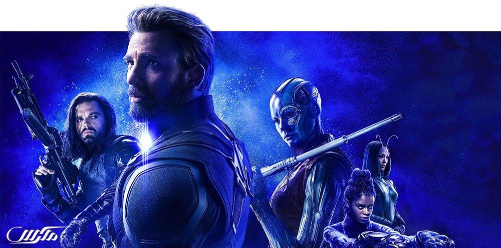 دانلود فیلم انتقام جویان جنگ بی نهایت Avengers Infinity War 2018