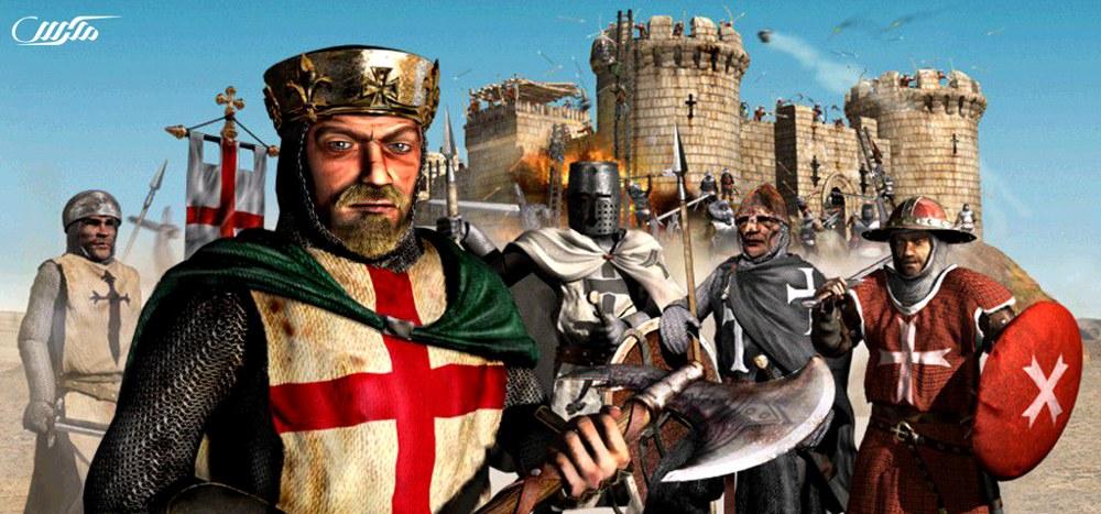 دانلود بازی جنگ های صلیبی