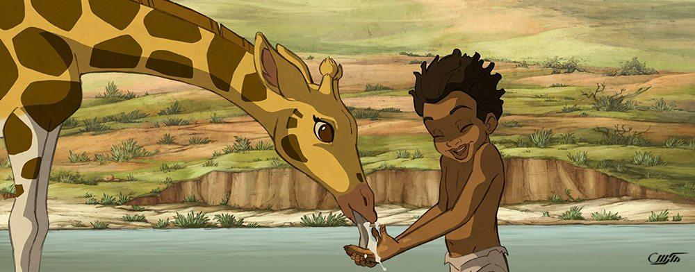 دانلود انیمیشن زرافه 2012