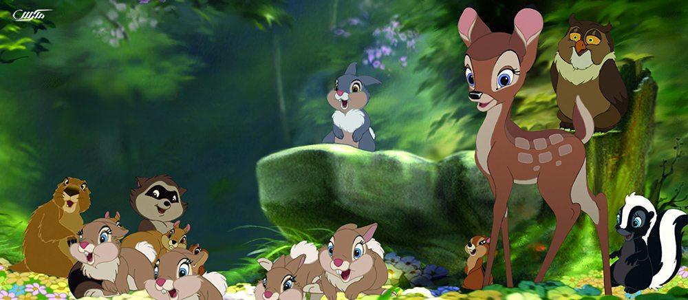 دانلود انیمیشن Bambi II 2006