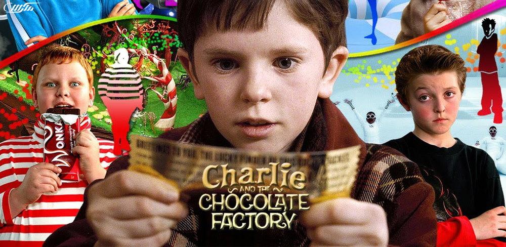 دانلود فیلم چارلی و کارخانه شکلات سازی 2005 با دوبله فارسی