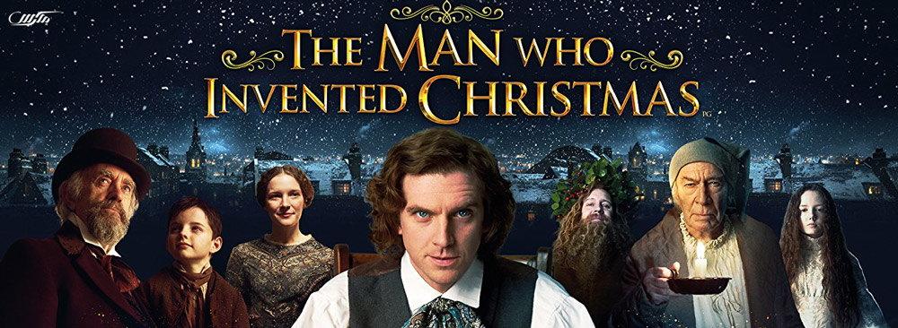 دانلود فیلم مردی که کریسمس را اختراع کرد 2017