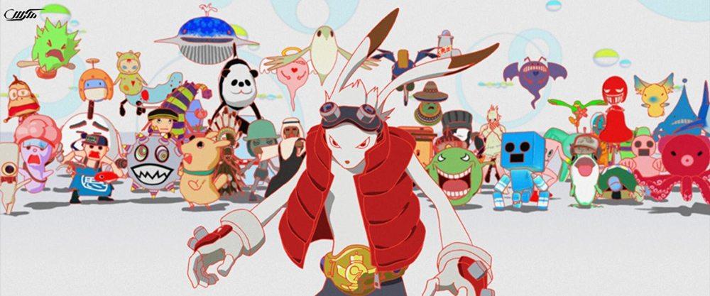 دانلود انیمیشن جنگ های تابستان
