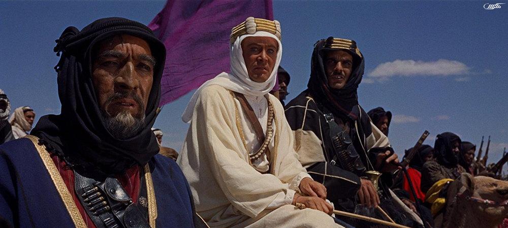 دانلود فیلم لورنس عربستان Lawrence of Arabia 1962