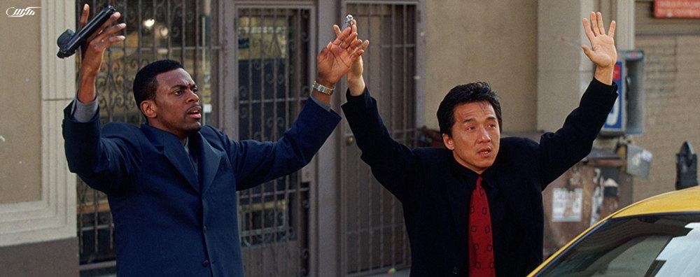 دانلود فیلم ساعت شلوغی 1 با دوبله فارسی