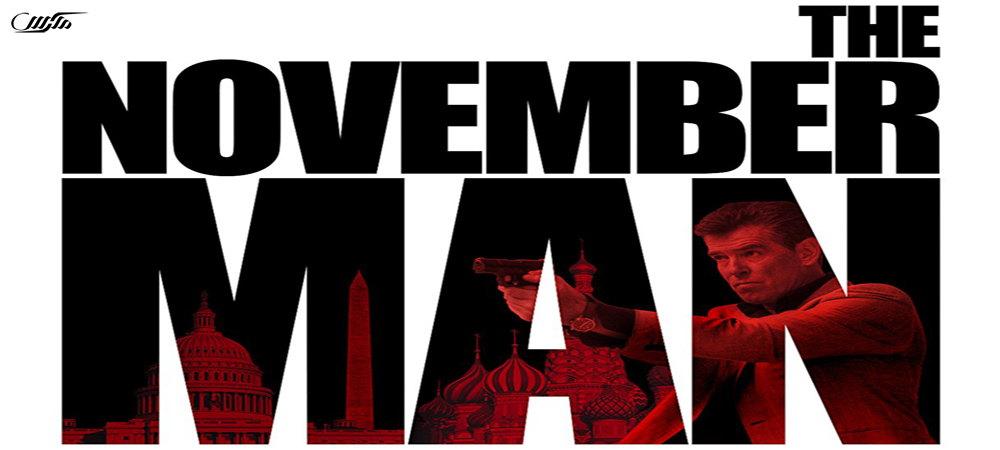 دانلود فیلم متولد ماه مردگان The November Man 2014