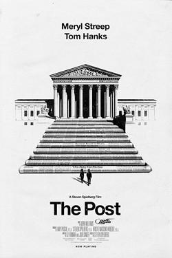 دانلود فیلم پست The Post 2017