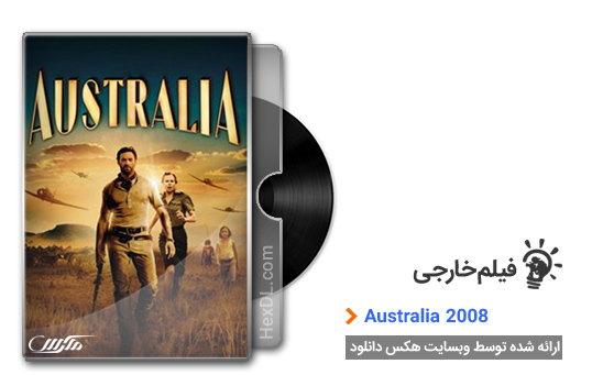 دانلود فیلم استرالیا Australia 2008