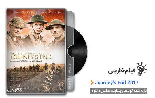 دانلود فیلم پایان سفر Journey's End 2017