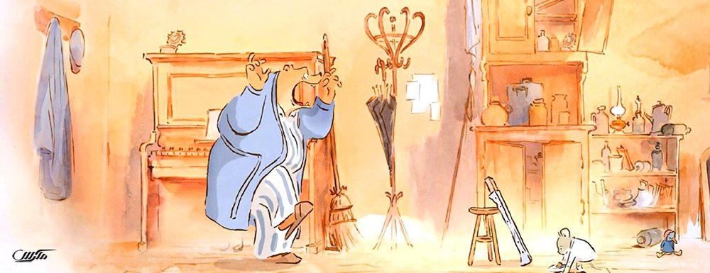 دانلود انیمیشن ارنست و سلستین