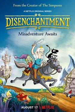 دانلود انیمیشن سریالی تخریب Disenchantment