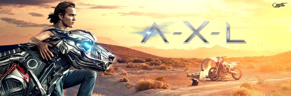 دانلود فیلم ای ایکس ال A.X.L. 2018