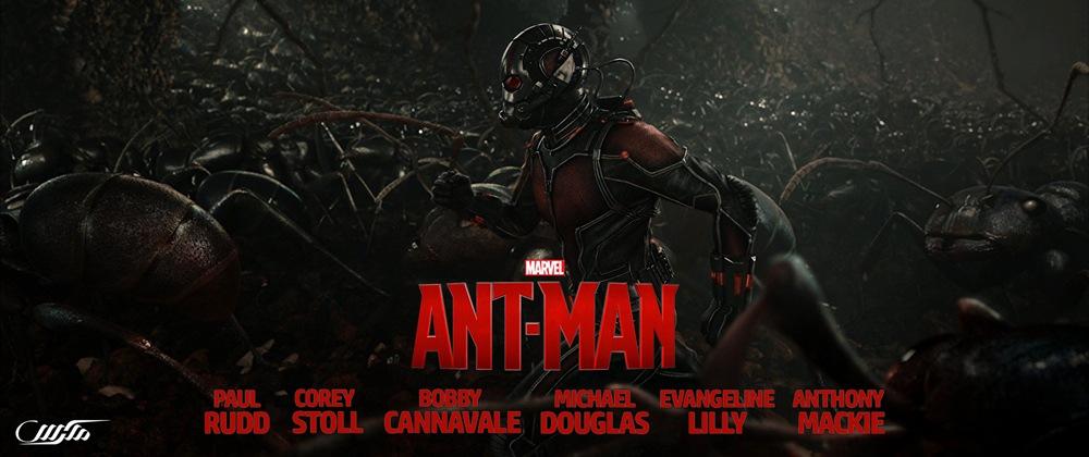 دانلود فیلم مرد مورچه ای 2015