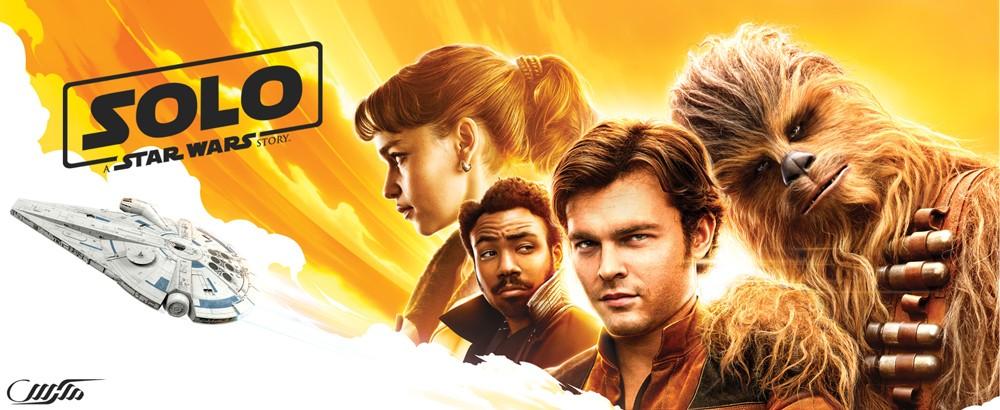 دانلود فیلم Solo: A Star Wars Story 2018