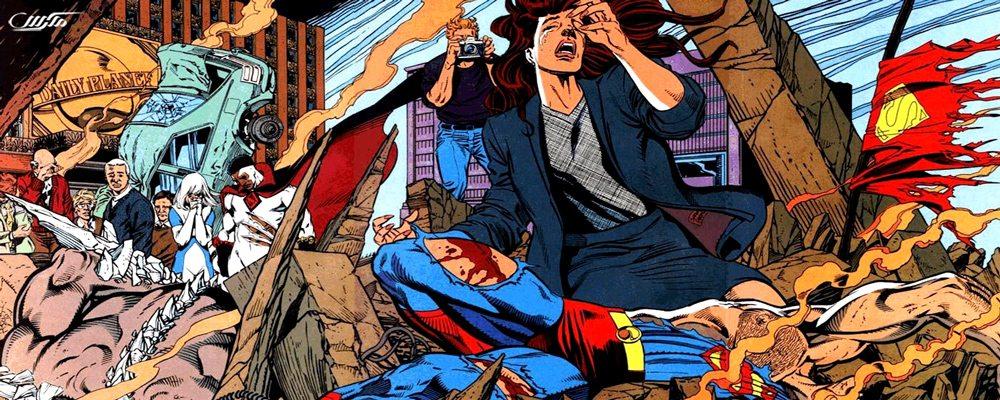 دانلود انیمیشن مرگ سوپرمن
