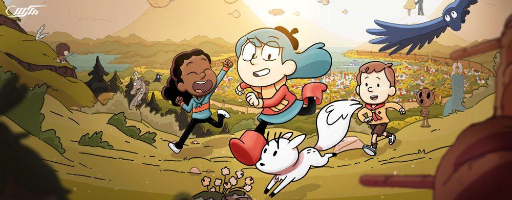 دانلود انیمیشن سریالی Hilda