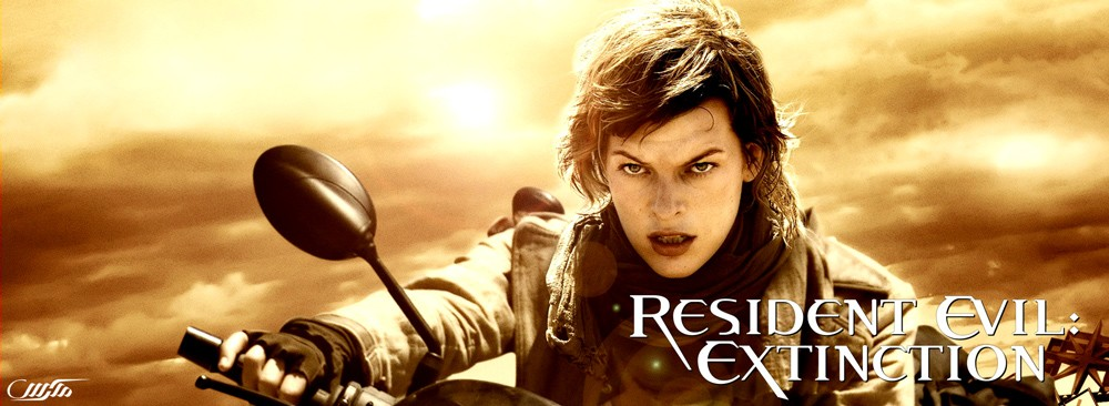 دانلود فیلم Resident Evil: Extinction 2007