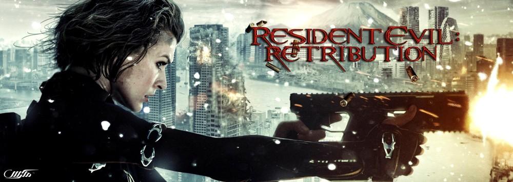 دانلود فیلم Resident Evil: Retribution 2012