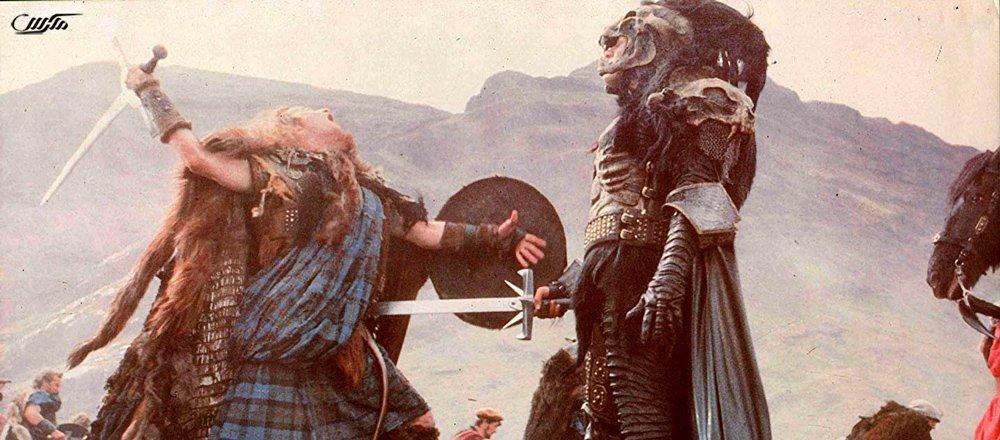 دانلود فیلم کوه نشین Highlander 1986