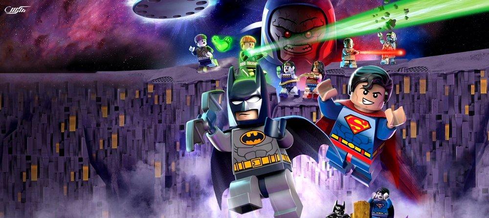 دانلود انیمیشن ابر قهرمان های لگو