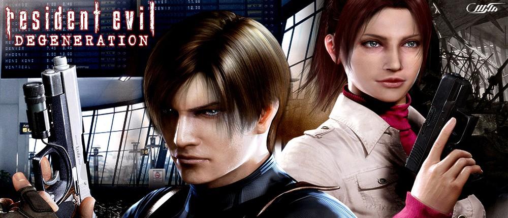 دانلود انیمیشن Resident Evil: Degeneration 2008