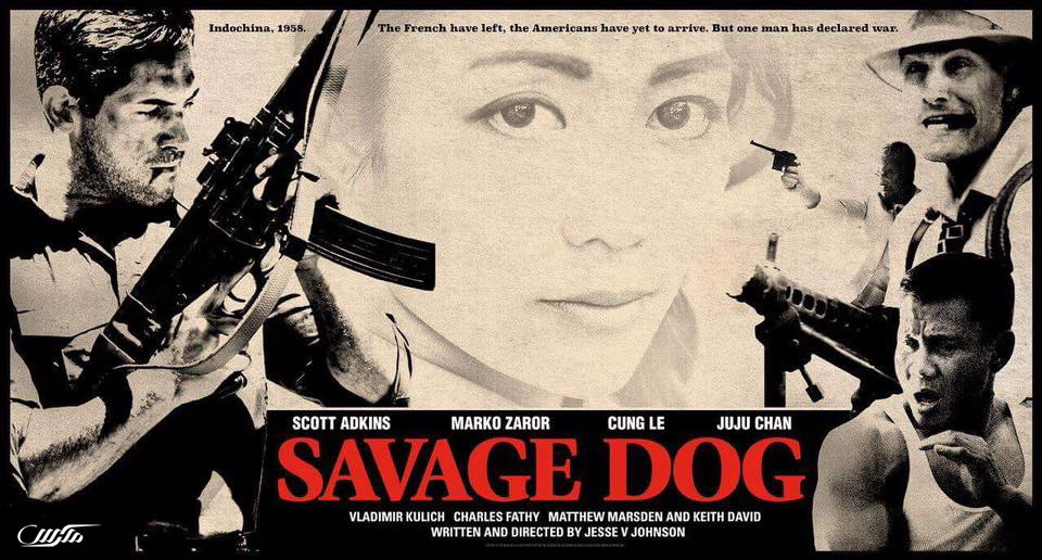 دانلود فیلم Savage Dog 2017