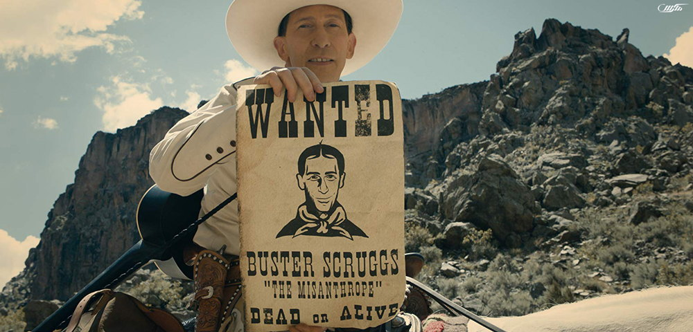 دانلود فیلم The Ballad of Buster Scruggs 2018