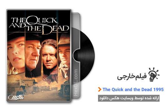 دانلود فیلم The Quick and the Dead 1995