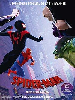 دانلود انیمیشن مرد عنکبوتی Spider-Man: Into the Spider-Verse 2018