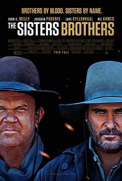 دانلود فیلم برادران سیسترز The Sisters Brothers 2018